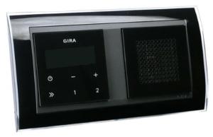 Unterputzradio von Gira
