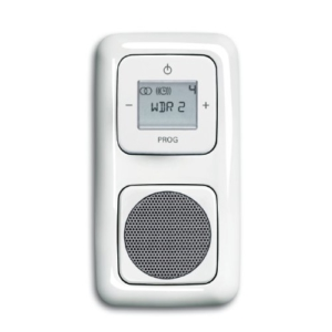 Steckdosenradio für das Bad