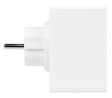 MEDION LIFE P65700 Steckdosenradio mit Bluetooth- Funktion, Bluetooth 4.2, NFC, PLL UKW Radio, integriertes Nachtlicht, weiß - 2