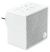 MEDION LIFE P65700 Steckdosenradio mit Bluetooth- Funktion, Bluetooth 4.2, NFC, PLL UKW Radio, integriertes Nachtlicht, weiß - 1